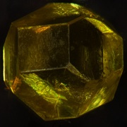 Synthetic Diamond Grit Crystal