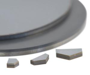 Polycrystalline Diamond Blanks
