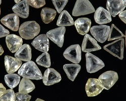 Industrial Diamonds Triangles Maccles