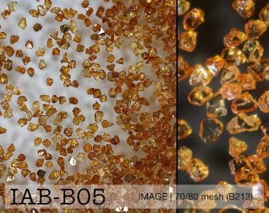 CBN Cubic Boron Nitride Grits | Mesh Sizes UK | Industrial Abrasives Ltd